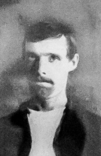 """Ambrose Lamond, alias Kelly"" - a prisoner from Dubbo Gaol, 1893"