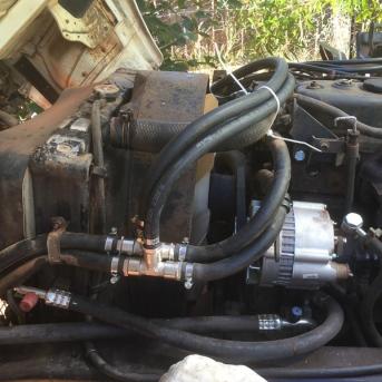 Truck Veg Oil Mods